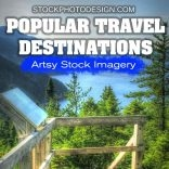 Popular Travel Destinations Image