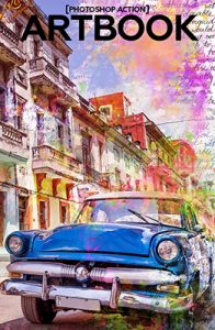 Art Book Artistic Photoshop Special Effect