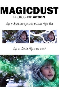 Magic Dust Photoshop Special Effect Photo