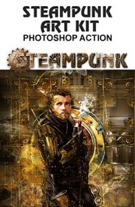 Steampunk Photoshop Special Effect Photo