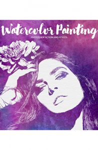 Watercolor Painting Photoshop Special Effect Photo