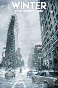 Winter Photoshop Special Effect Photo