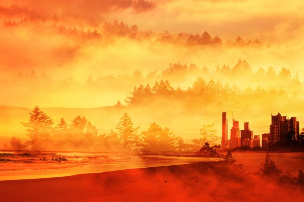 Colorful Apocalyptic Imagery 05 - Stock Photo