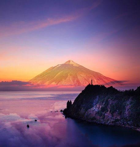 Colorful Atlantide Mystery 01 - Stock Photo