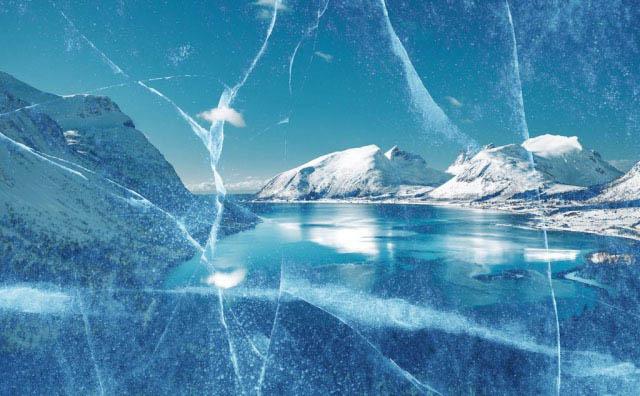 Unleashed Ice Age 02 - Stock Photo