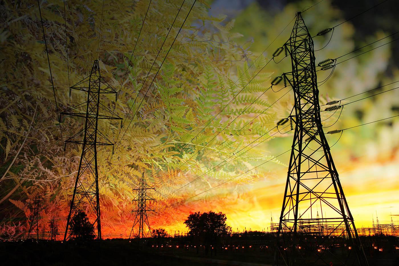 Greener Energy Supply - Stock Photo